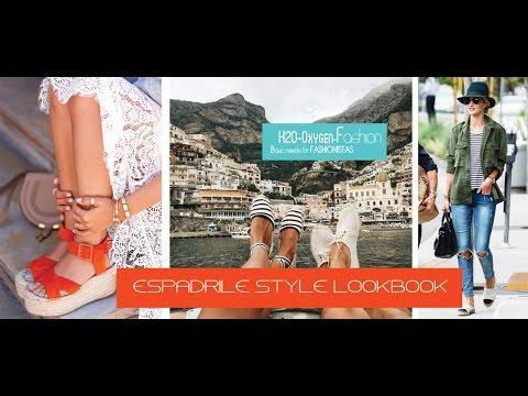 Espadrille Style Lookbook