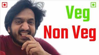 Veg Non Veg | Vishay Asa Ahe | Amey Wagh | Kshitij Patwardhan | #WaghChaSwag