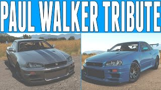 """Forza Horizon 2 Paul Walker Tribute : Drifting For The """"Buster"""" (1 Year Anniversary)"""