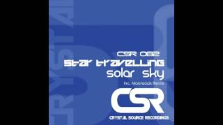 Solar Sky - Star Travelling (Original Mix) [Crystal Source Recordings]