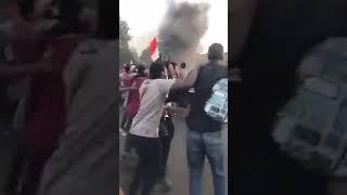 بشير سفاح... اوكامبو كلامك صاح هكذا يهتف شباب الثورة السودانية