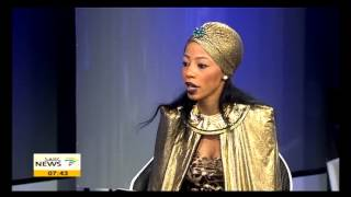 Repeat youtube video Life goes on: Kelly Khumalo