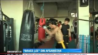 Bruce Lee din Afganistan