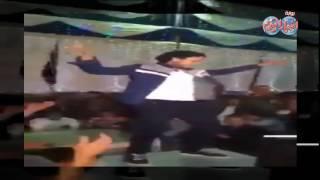أخبار اليوم |شوقى السعيد يرقص  شعبى فى حنه باسم مرسى