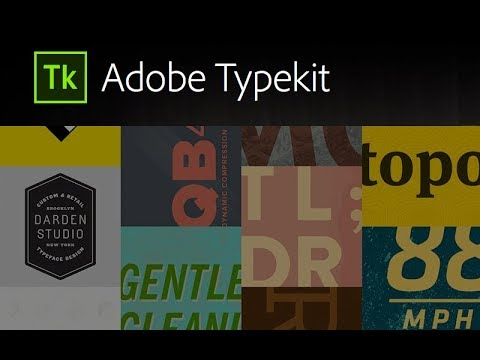 How to add font to adobe cc premiere ae photoshop illustrator youtube how to add font to adobe cc premiere ae photoshop illustrator ccuart Choice Image