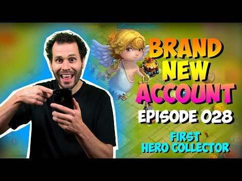 NEW ACCOUNT Episode 28: First Hero Collector