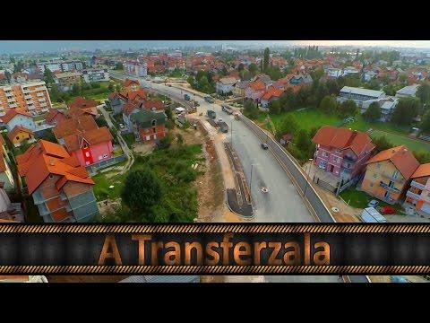 Gradnja A-transverzale 2.9.2016.