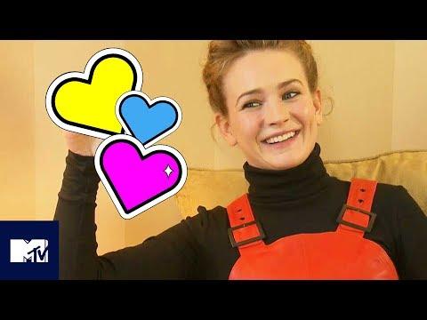Britt Robertson Goes Speed Dating! 😘 | MTV