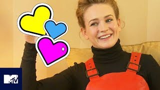 Britt Robertson Goes Speed Dating | MTV Movies