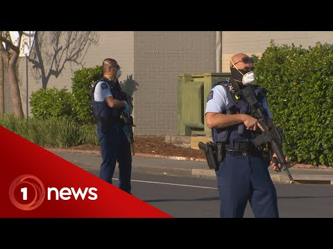 How the terrorist attack played out at West Auckland Countdown