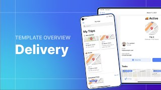 Delivery App   By Glide
