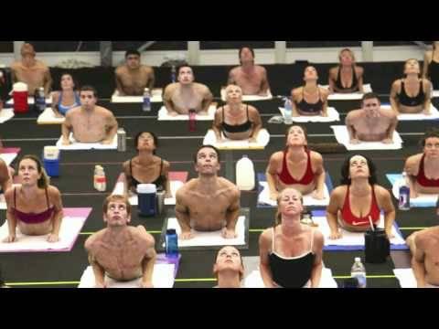 Bikram Fall 2009 Teacher Training DVD *preview* Las Vegas