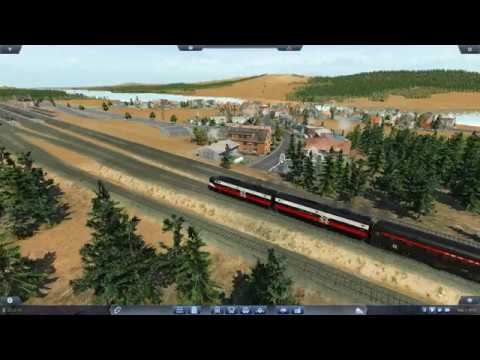 Building Railroads - Transport Fever S1E1
