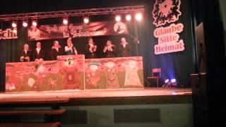 Karneval Eslohe-  Bremke, Teil 2 Oma und Opa in der Disco