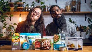 Can Vegan Seafood Stack Up? | Vegan Seafood and Fish Taste Test