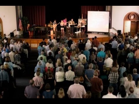Ministry Conference 2016 Sunday Session