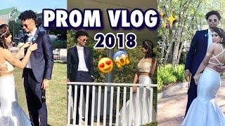 Prom VLOG GRWM 2018 | Mya Hairston