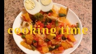 cooking time!Ужин для сушки