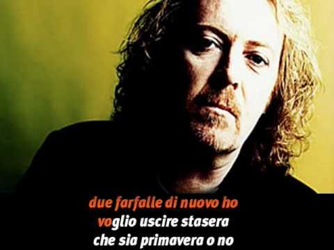 Umberto Tozzi - A cosa servono le mani karaoke