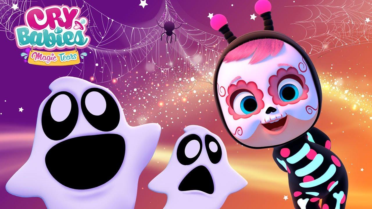 Misterul de Halloween ?? CRY BABIES ? MAGIC TEARS ? Episod NOU ? DESENE pentru copii în română