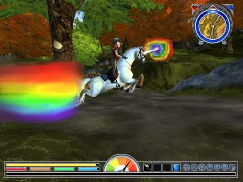 Star Stable special horses: UNICORN - YouTube