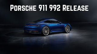 Porsche 911 992 release configurator first thoughts