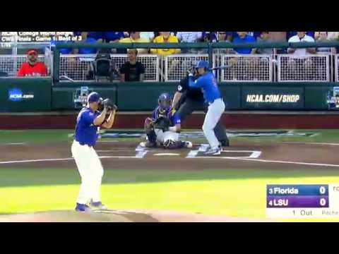 LSU's Russell Reynolds starts vs. Florida (6/26/17)