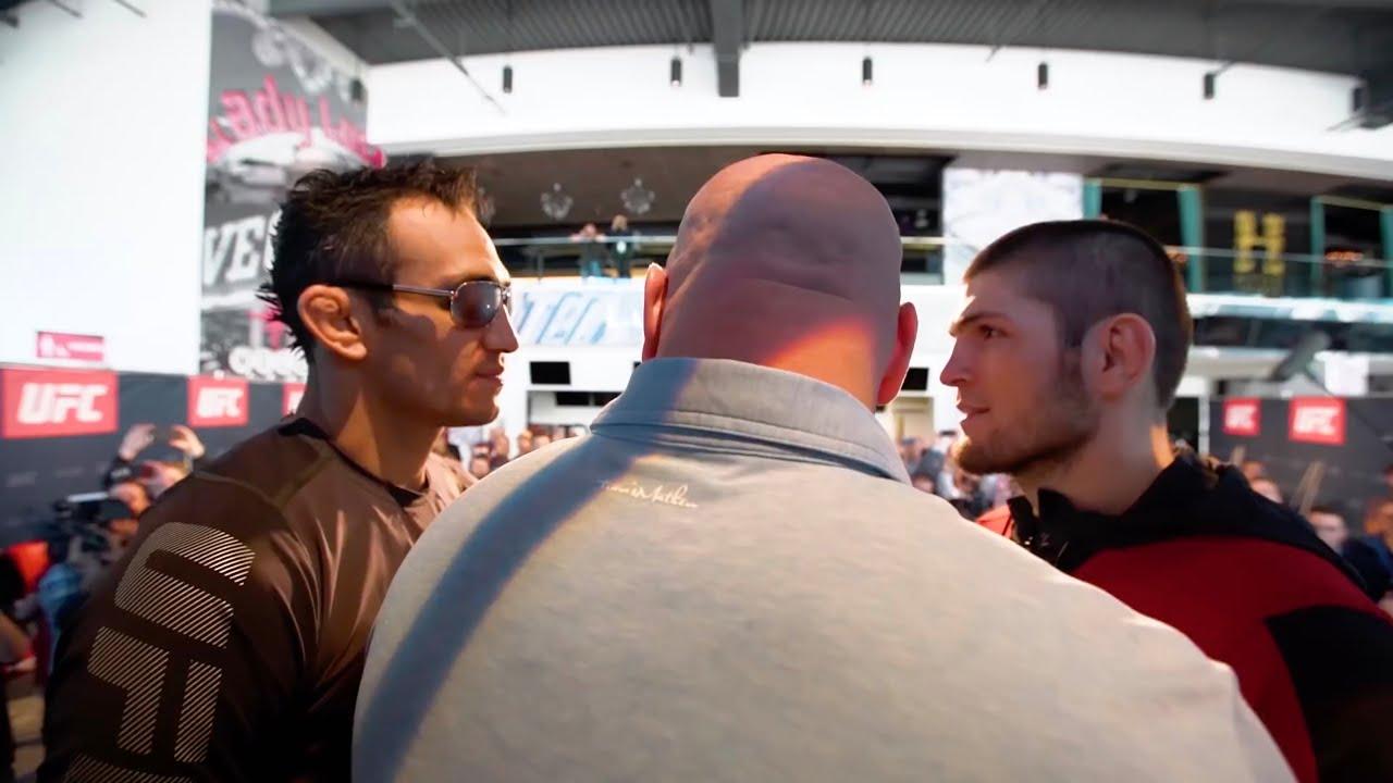 Перепалка Хабиба и Фергюсона: Вспоминаем UFC 209