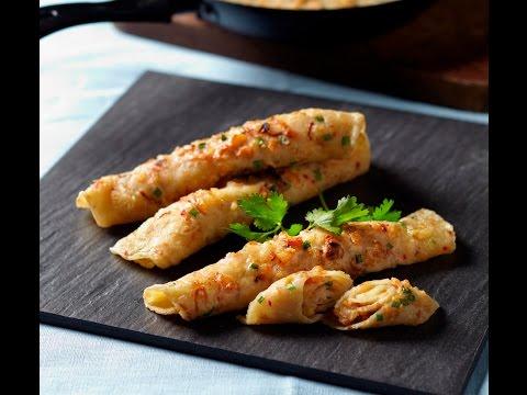 Hakka Pancake Roll Recipe - Lost Hakka Recipe
