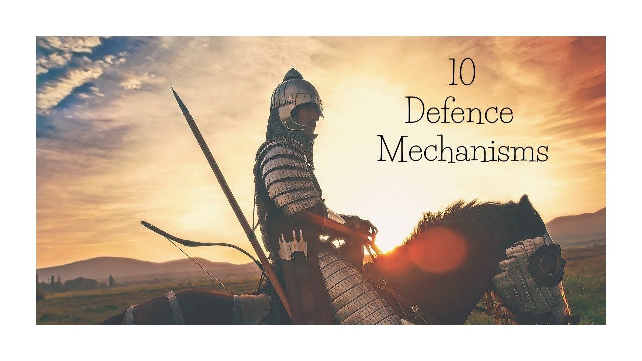 10 defence mechanisms used by narcissists