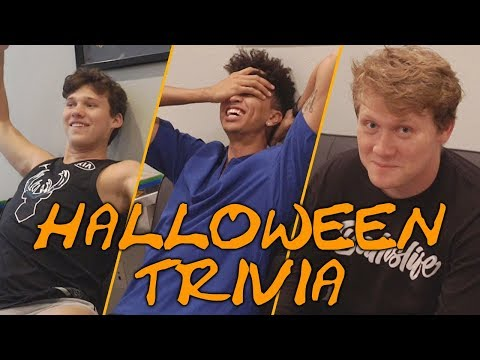 2HYPE *IMPOSSIBLE* HALLOWEEN TRIVIA!