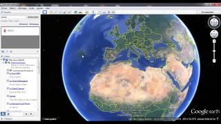 طريقة الحصول على الخريطة الطوبوغرافية لاي منطقة باستخدام جوجل ايرث و بسهولة