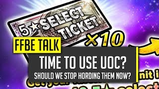 It's Time To Start Spending UoC! - [FFBE] Final Fantasy Brave Exvius