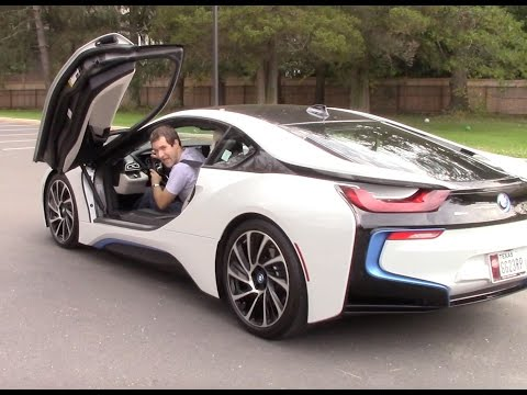 Here s Why the BMW i8 Is Worth $150,000