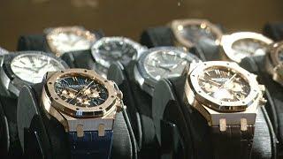 Швейцарские часы секонд-хенд начнут продавать сами производители (новости)