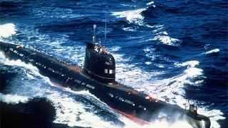 видео Подводная лодка Б440 в Вытегре. Музей