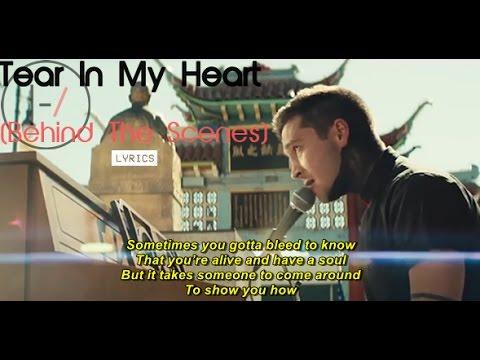 twenty one pilots ● Tear In My Heart (Behind...