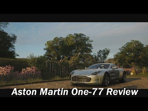 2010 Aston Martin One-77 Review (Forza Horizon 4)