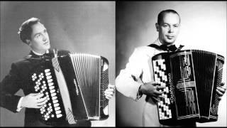 PORANEK, Viljo Vesterinen ja Lasse Pihlajamaa v.1951
