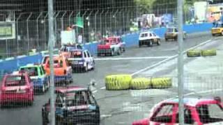 Aldershot Raceway , Stock rods Sunday 24th july 2011. Heat 1.