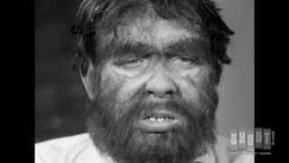 Scientist Transforms Into Ape - The Neanderthal Man (1953)