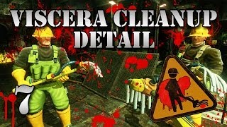 Possessed Waste Bins & Finishing Touches! (Viscera Cleanup Detail #7)