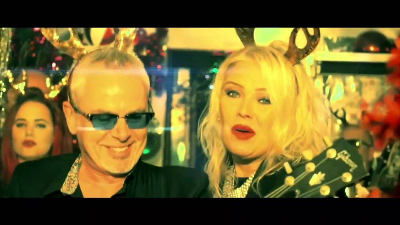 Kim Wilde & Nik Kershaw - Rockin\' Around The Christmas Tree [HD ...