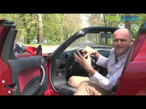 I video di Veicoli Elettrici - Tesla Roadster