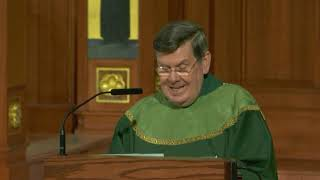 Msgr. James Swiader's Homily for the 4th Sunday in Ordinary Time