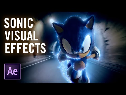 Cheap Tricks | Sonic the Hedgehog VFX Tutorial