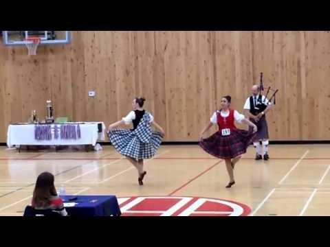 Highland dance- Flora (4 step)