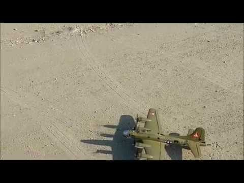 Hobby King mini B17G BNF touch and go