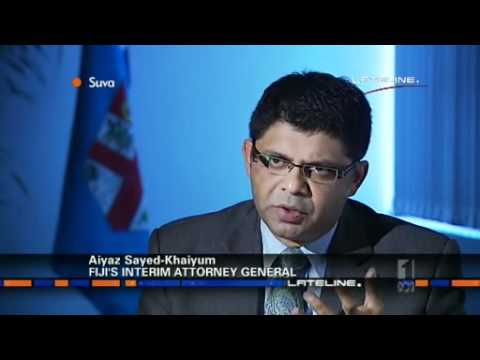 ABC Lateline 06 March 2012: Fijians speak out against ongoing repression