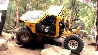 Tuff Truck Challenge 2016 - TWISTY on Mini Wiraba